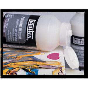 Pouring Medium для акриловой краски