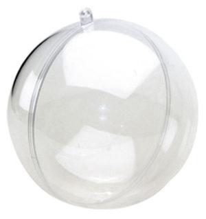 Заготовки для декупажа, пластиковые шары