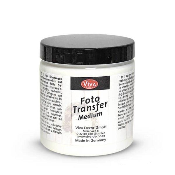 Средство для переноса изображений Foto Transfer Potch VIVA-DECOR