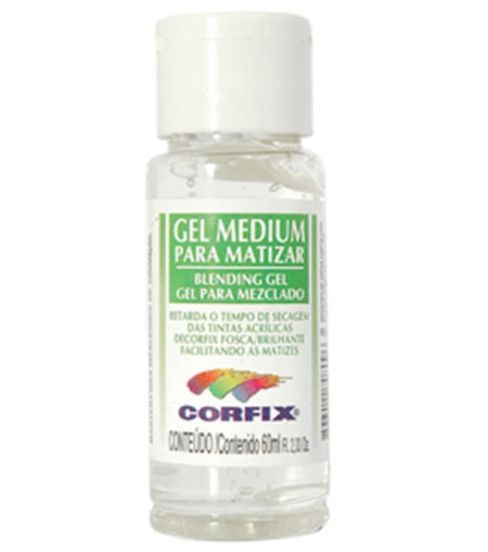 Гель-медиум,Gel Medium Acrilico,Corfix арт 49060